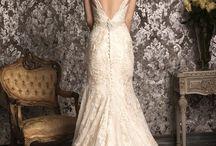 Wedding dresses :)