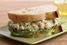 Sandwich Recipes / by Molly Gerding