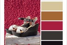 SS 2014 PALETTES / Wanna create the perfect outfit? Take a look at our SS 2014 palettes!