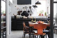 Cuisine, Cocina, Kitchen, Cozinha, Kjøkken, Küche
