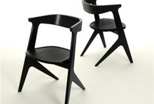 Stol / Chairs / by Anne-Lise Lintner