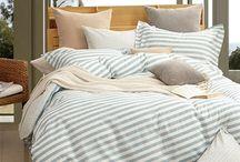 Old School Stripes Twin XL Comforter