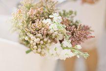 Wedding bouquet/flowers