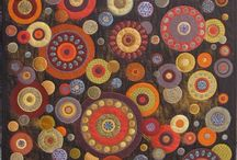 QUILT MANDALAS / by Ancient Amber <<