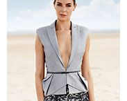 Shop The Runway / Iconic collection images from the Myer SS14 designer collection. / by Myer