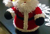 Amigurumi - Natale / Progetti natalizi all'uncinetto
