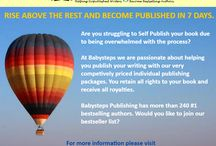 Get Published in 7 days