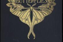 Motten und Schmetterlinge