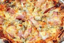 Pizza , Cebularze , Tortilla..itp.