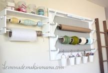 Getting Organized / by Aliza Tafoya