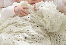 Baby  Blankets, Crochet and Knit
