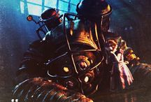 Bioshock / Pictures and gameplay images inspired from the popular gaming series, Bioshock
