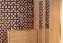 Bedrooms / Fitted bedrooms in our Falkirk and Kirkintilloch showrooms