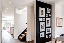 Interior - picture wall