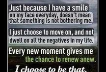 positive affirmations / by Umm Yahya