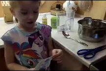 Мастер-классы от Алисы, 6 лет!