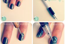 DIY Nail Art!