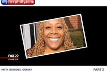 Patty Jackson's Journey on Fox 29 / FoxNews 29 features Patty Jackson's Journey