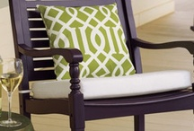 Front porch chairs / by Julie Janis
