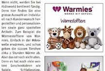 Zeitungsberichte / Zeitungsinserate / Werbung / http://kidisworld.ch/