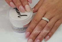 Natúr körmök / Nude nails