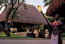 Westin Denarau Island Resort & Spa, Fiji / The Westin is designed with a traditional Fijian feel and is an old favourite of holiday makers to Fiji. The hotel is best suited to families with teenage children or couples of all ages, with guests having access to facilities at the three Sheraton and Westin Resorts.