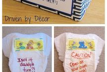 Baby Shower Ideas / by Melissa Stacey