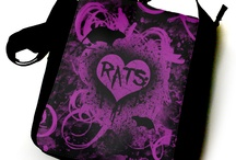 Stuff I like from Rats Rats Rats UK / I heard about ratsratsrats because I became friends with Picasso Rattie (rip) on Facebook. I really love all the rattiestuff Paula creates
