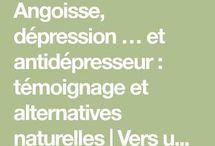 antidepresseur naturels