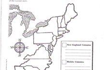 Learning: Colonies & Revolutionary War