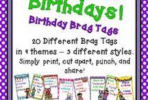 brag tags free