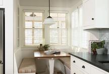 Small alcove ideas in kitchen