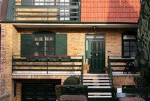 LONDON YELLOW brick slips