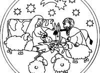 kerst mandala