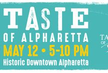 2016 Taste of Alpharetta / Save the date for May 12, 2016