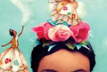 Frida Kahlo / Diva das artes!