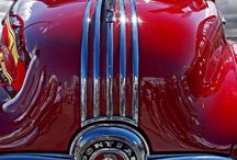 I <3 old cars. / by Lita Durr
