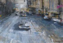 Alfredo Pini artista / Questa bacheca mostra uno spaccato della mia produzione artistica visibile più approfonditamente su www.alfredopini.com