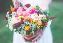 wedding love. flowers
