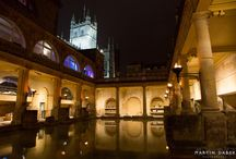 Roman Baths wedding venue / The Roman Baths is one of the finest historic sites in Northern Europe, and one of the most popular tourist attractions in the UK.