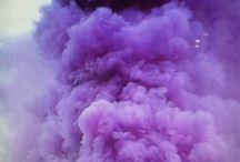 "Purple//colour / ""This is magic. I'm magic. This colour is the power of science and magic."""
