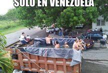 Solo en Venezuela / by ♔Aracelis♔ Patrón♔