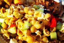 Pasta Salads / And these pins with recipes also in my Pasta Salads page on my CMFoodAnd blog? #CMPastaFoodAnd #CMFoodAnd