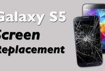 Samsung 5s screen repair in uk