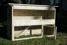 Création en bois de palettes
