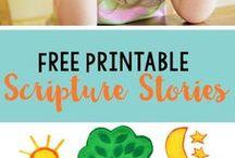 Printable scripture storiesBible