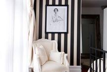 Tapeta czarno - biała