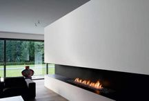 Fireplaces / This board is related to fireplaces and fireplace design.
