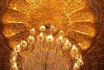 Sparkling Chandeliers!