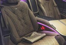 Mercedes-Benz Interiors / Luxury Interiors of Mercedes-Benz